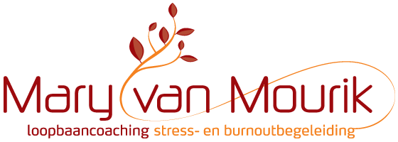 Mary van Mourik Loopbaancoaching Stress- en burnoutbegeleiding