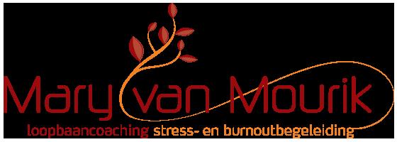 Mary van Mourik Loopbaancoaching Stress- en burnoutbegeleiding